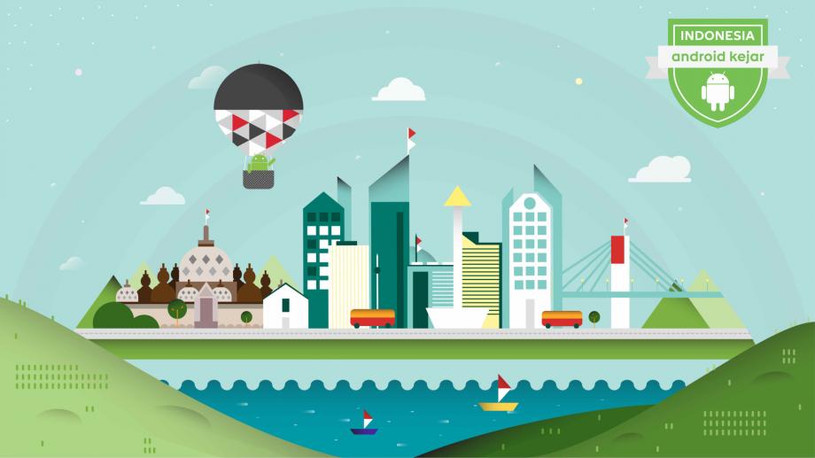 Indonesia-Android-Kejar