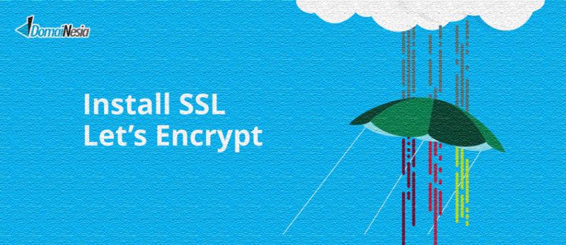 cara instalasi ssl gratis let's encrypt