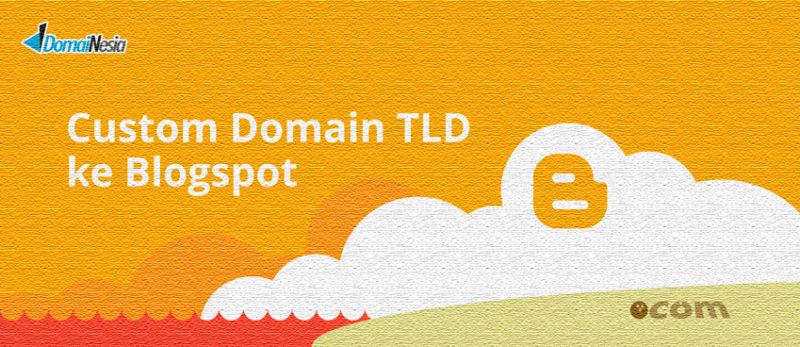 mengarahkan domain ke blogspot