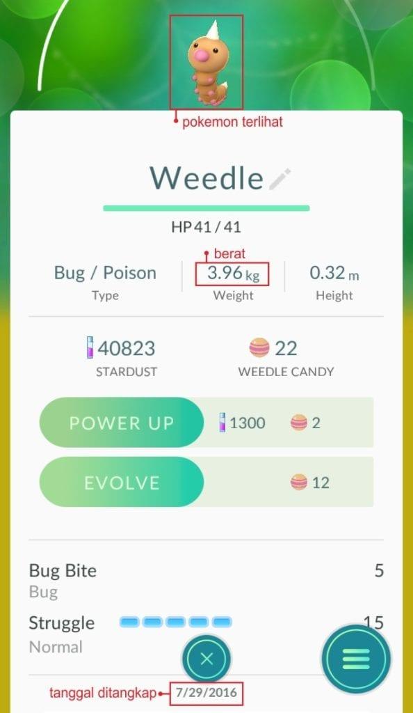 Tangkap Pokemon, Menangkan Hadiahnya!
