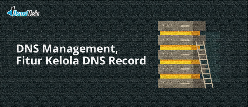 dns management, fitur kelola dns record