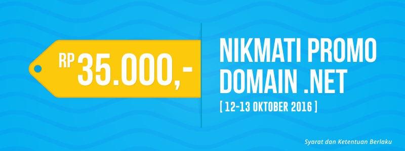 domainesia promo domain dot net