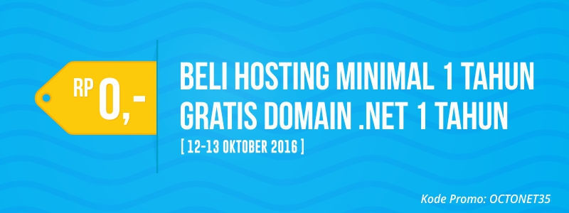 domainesia promo domain gratis dot net