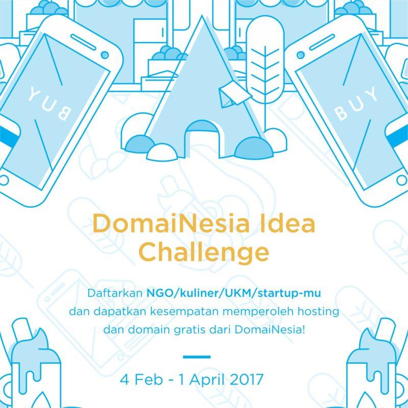 domainesia idea challenge