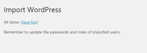 cara migrasi blog wordpress ke hosting