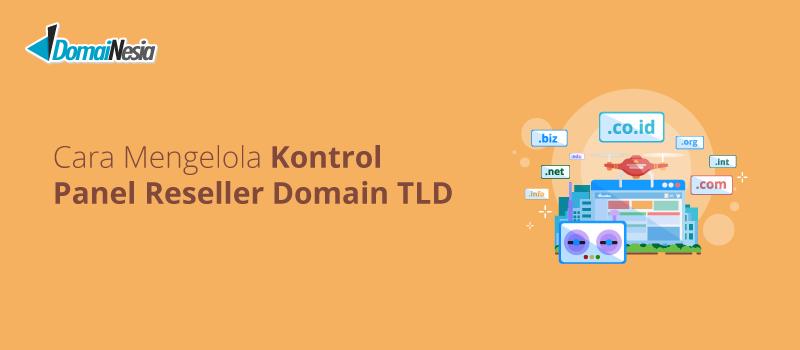 kontrol panel reseller domain