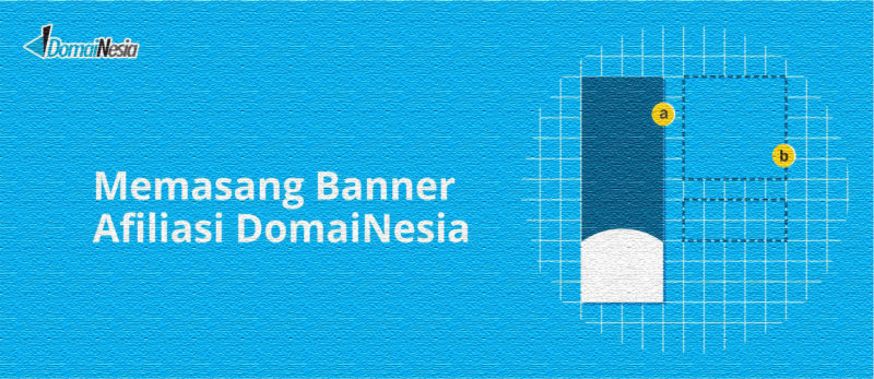 cara memasang banner afiliasi