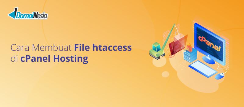 cara membuat file htaccess