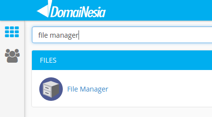 cara mengubah file permission di hosting