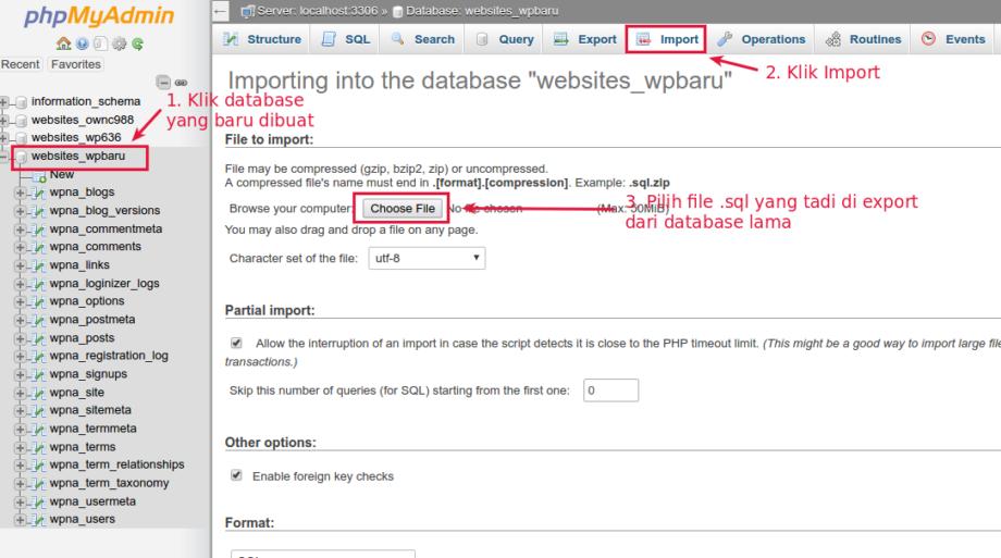 cara upload file wordpress ke hosting