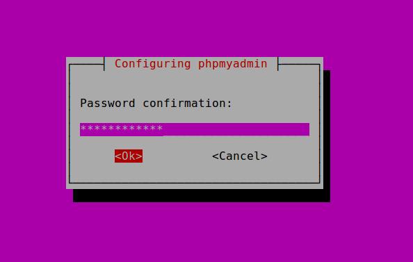 cara install phpmyadmin di vps