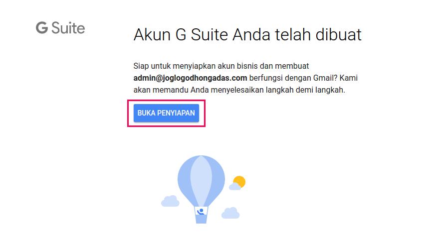 Cara Setting Email G Suite di Hosting - DomaiNesia Hosting ...