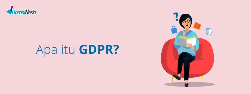 apa itu GDPR