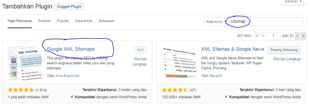 Cara Membuat Sitemap Blog Untuk Mempercepat Index Web