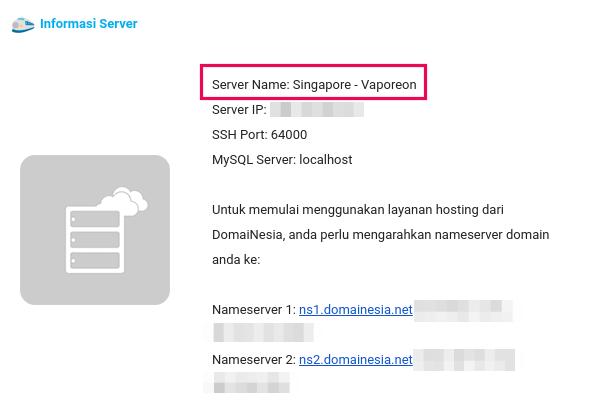 cara mengetahui ip hosting