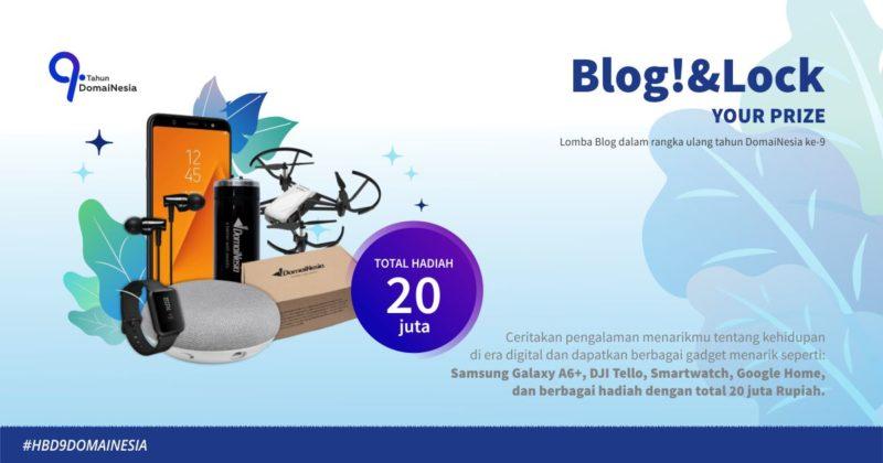 lomba blog 2018