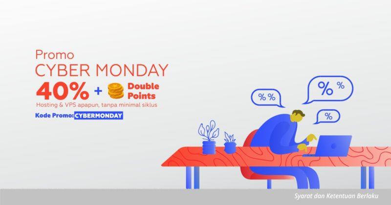 promo cyber monday 2018