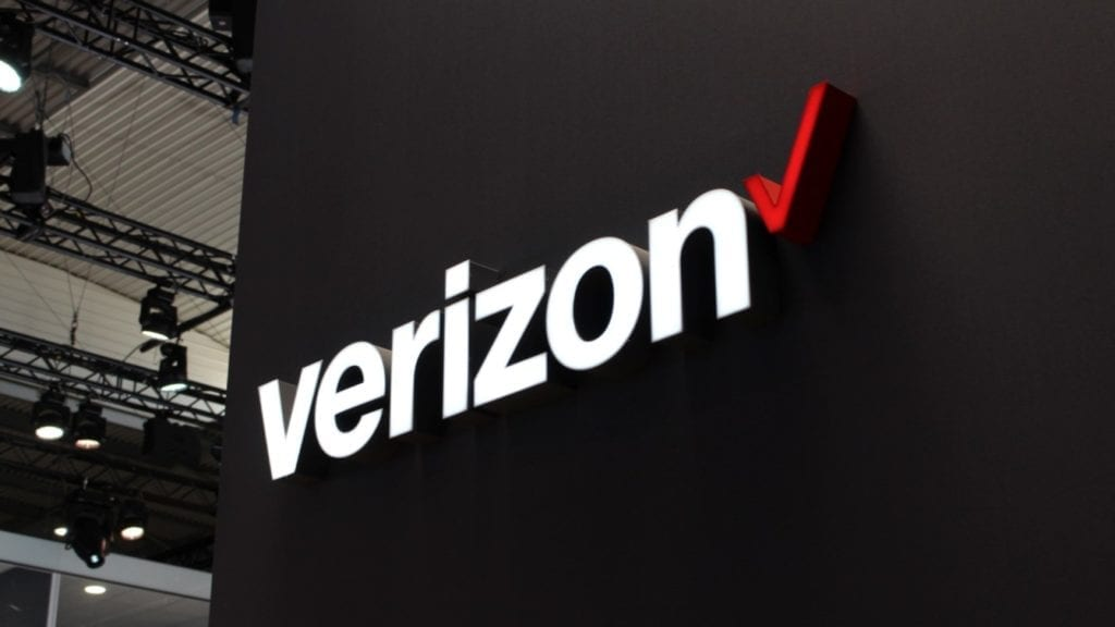 Jaringan 5G Verizon