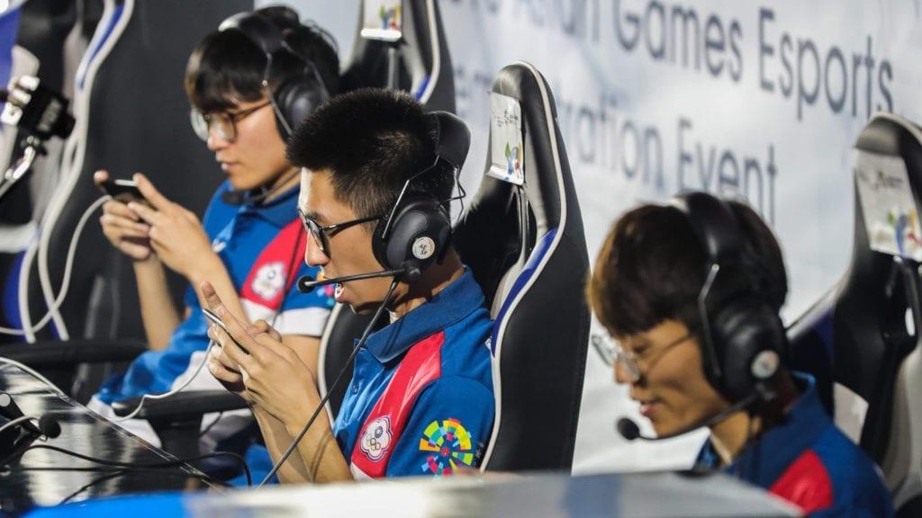 Clash Royale Asian Games