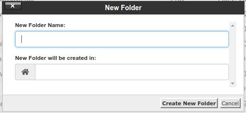 cara menggunakan file manager