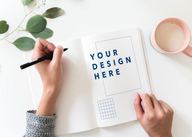 cara membuat online portfolio