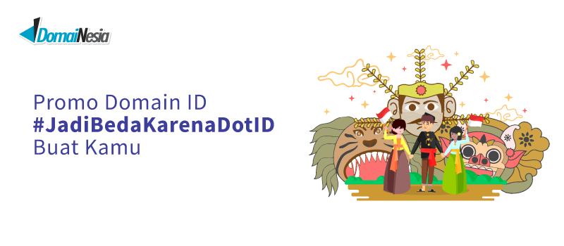 promo domain id termurah