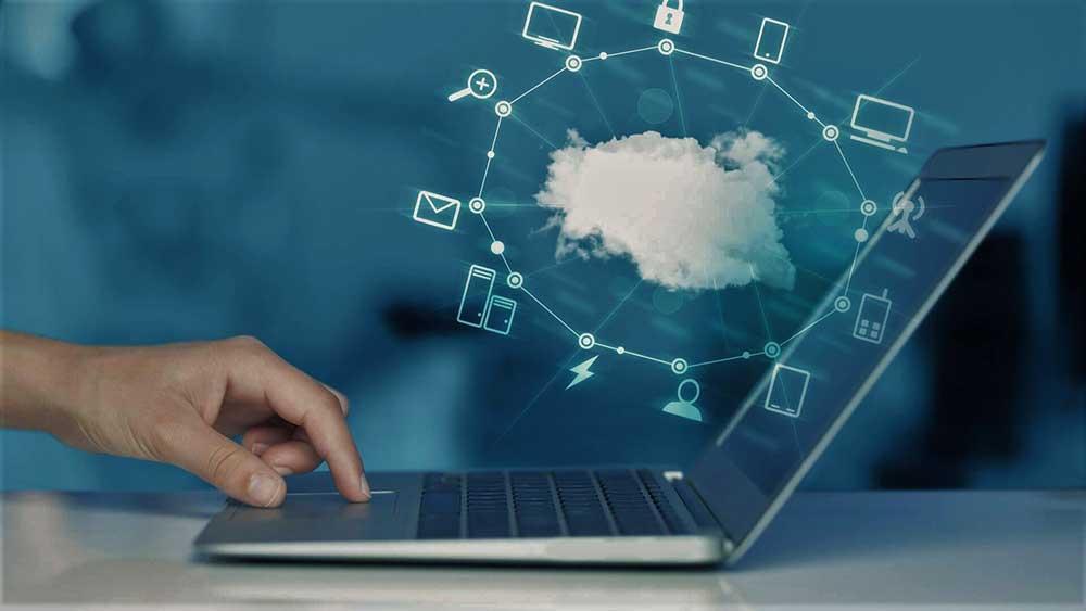 cloud hosting adalah