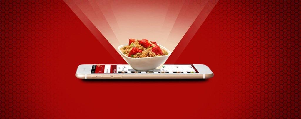 makanan online