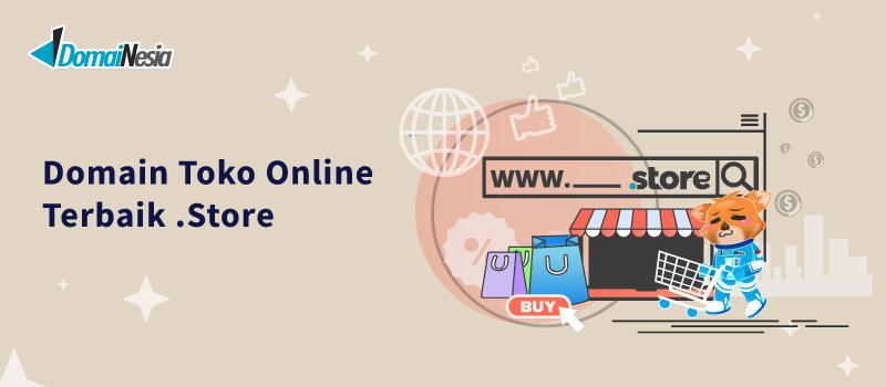 domain .store