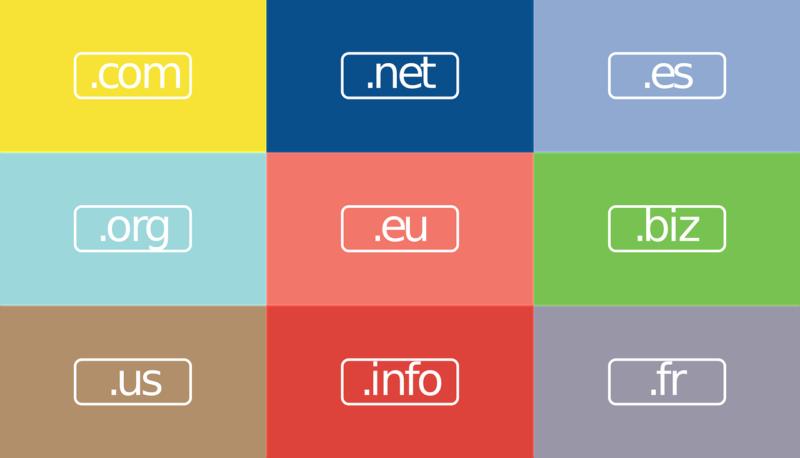 contoh top level domain