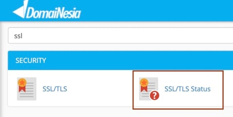 Cara Perpanjang SSL Otomatis (AutoSSL)
