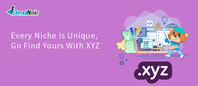 Every Niche is Unique, Go Find Yours With XYZ
