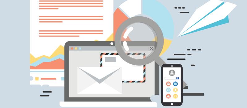 email nama domain