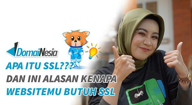 Apa Itu SSL dan Alasan Website Butuh SSL preview yutub