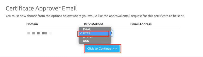 Cara Validasi SSL melalui HTTP