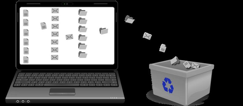 Mengembalikan File yang Terhapus