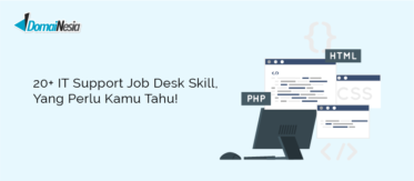 IT support job desk skill