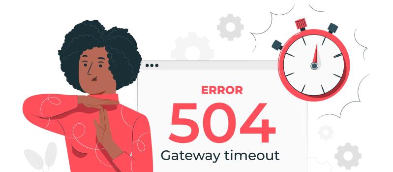 Gateway Timeout