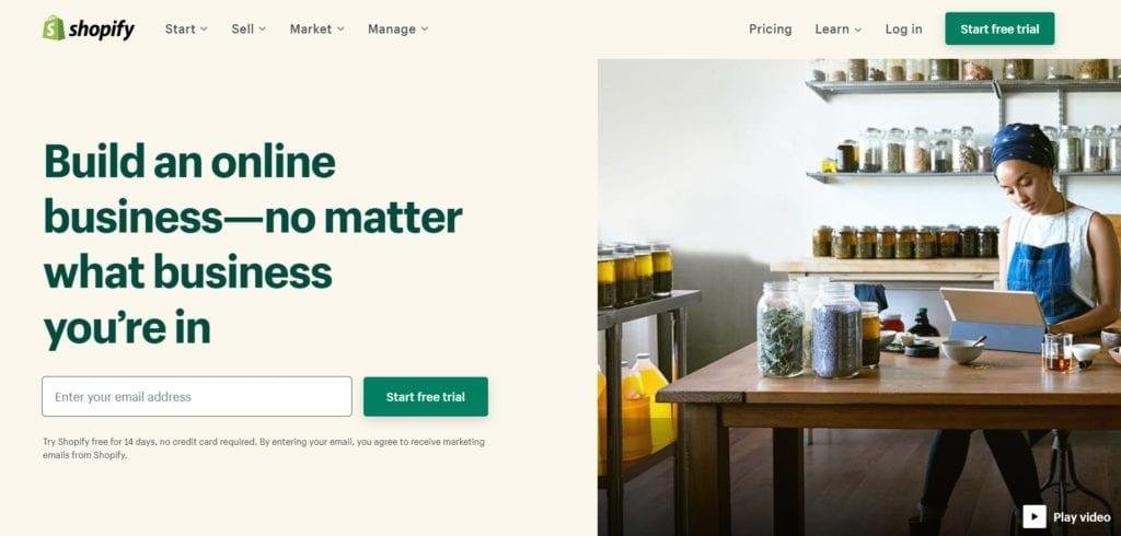 Wajib Tahu Shopify Sebagai Platform Pembuatan Toko Online