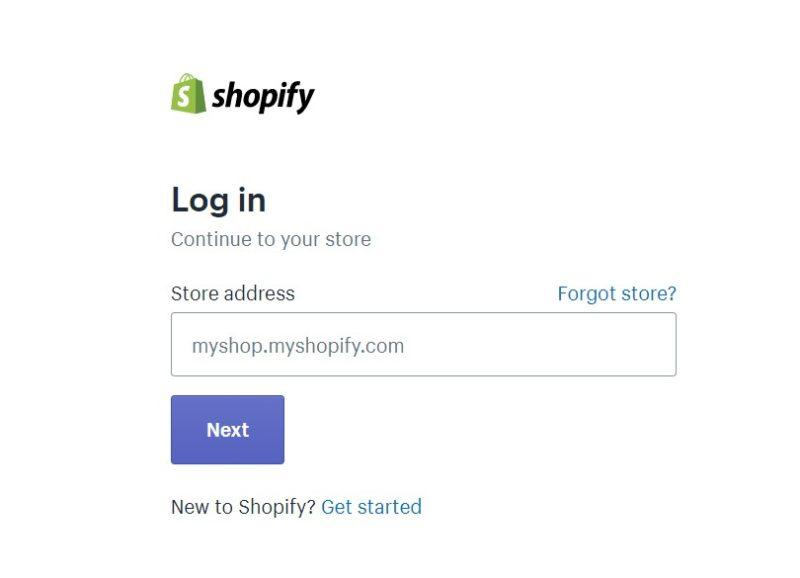 Shopify adalah
