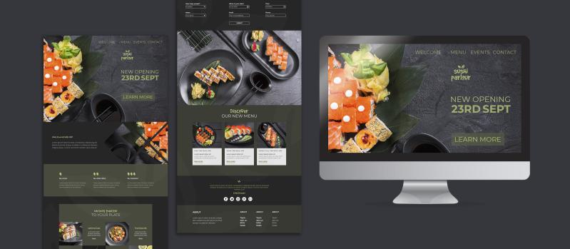 tren web design