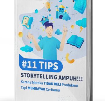 11 storytelling ampuh