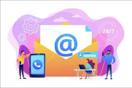 menambah subscriber email