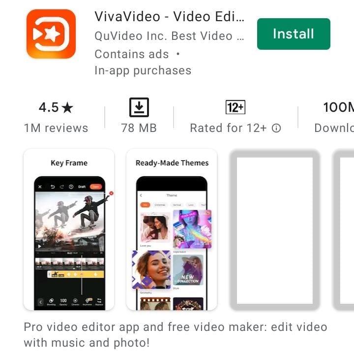 10+ Aplikasi Edit Video Terbaik