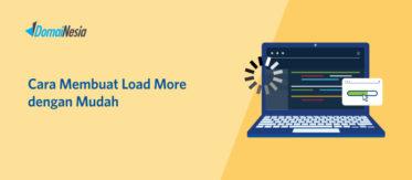 cara membuat load more