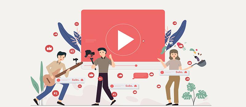 Channel YouTube Teknologi
